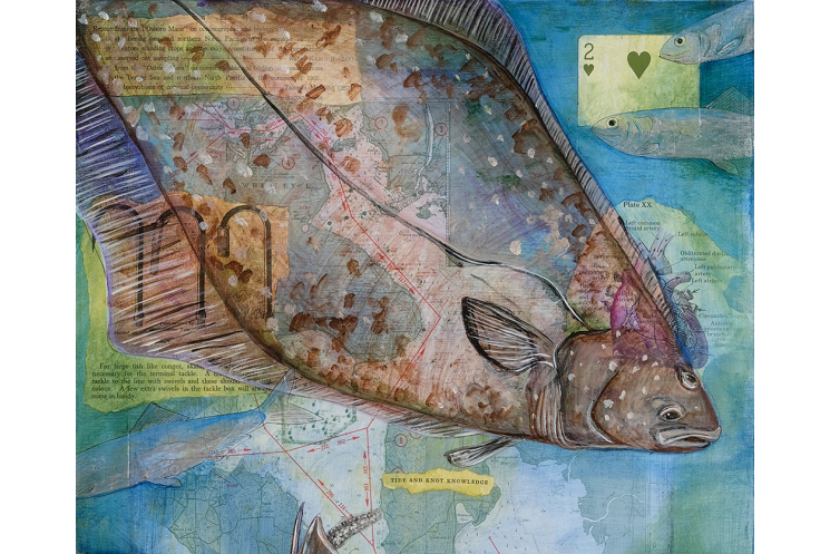 Robi Smith - Pacific Halibut