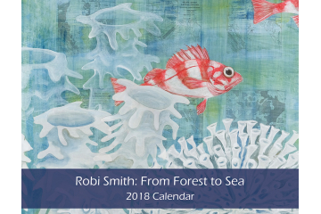 2018 Calendar - From Forest to Sea