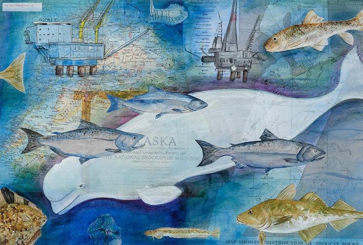 Cook Inlet Beluga