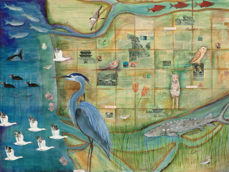 Fraser River Delta