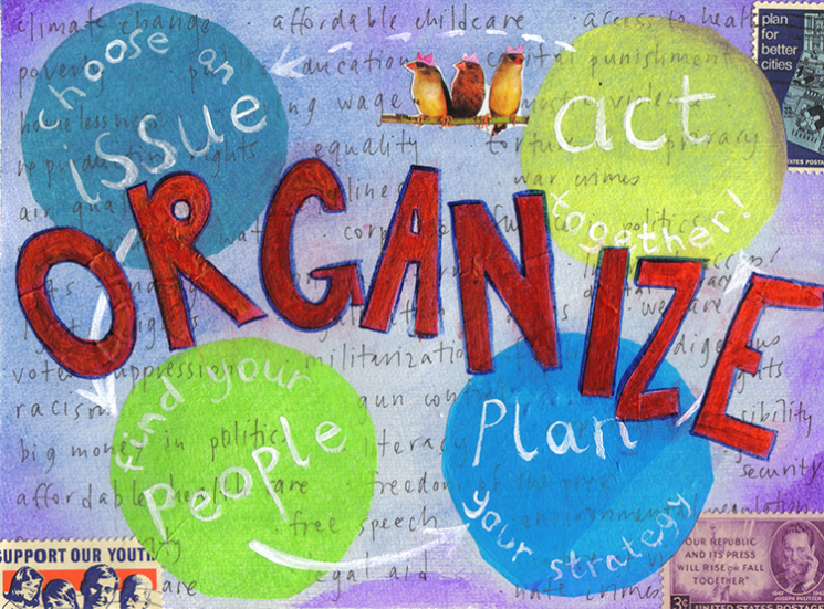 Word to Live By: Organize