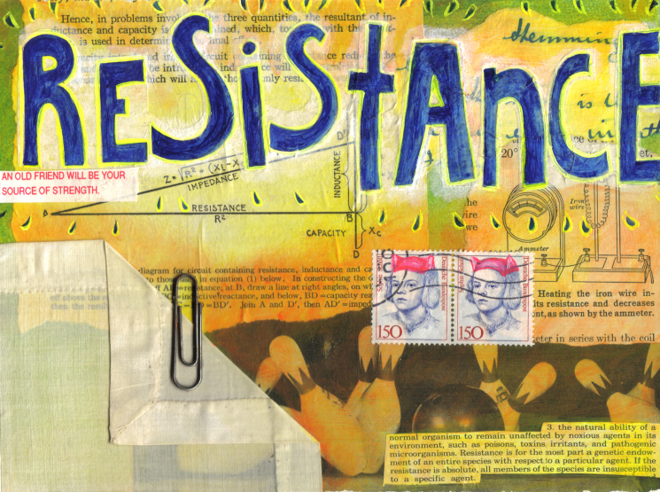Word to Live By: Resistance