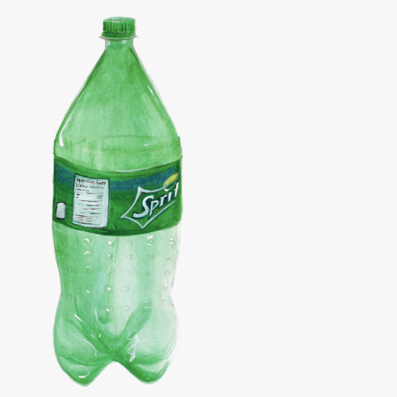 Portrait of a River - Pop Bottle