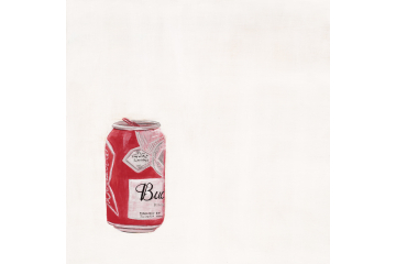 Portrait of a River - Beer Can