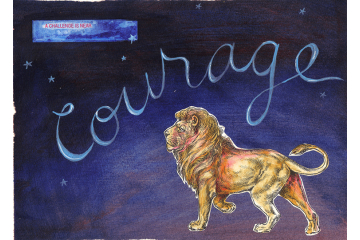 Word to Live By: Courage