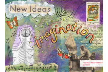 Word to Live By: Imagination