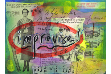 Word to Live By: Improvise