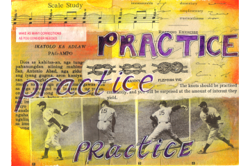 Word to live by: Practice