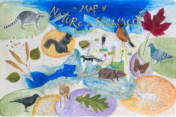 A Map of Nature in Strathcona